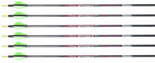 Victory V Force Sport 350 Fletched Arrows Each