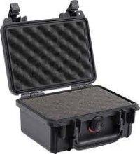 Pelican Products 1120 Equipment Case Black
