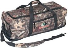 HQ Outfitters HQDUFL Duffel Bag with Boot Extension