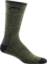 Darn Tough Men's Hunter Boot Midweight Hunting Socks Cushion Large (Men's 10-12) Forest