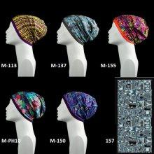 Watuko Slouch/Beanie Hat Small/Medium Pattern