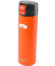 GSI Outdoors Microlite 720 Flip insulated vacuum bottle Orange
