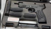 Smith & Wesson M&P M2.0 Pistol Kit Black 45 ACP