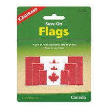 Coghlan's Canadian Sew-On Flag