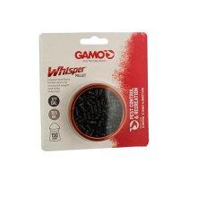 Gamo .177 Cal (4.5mm) Whisper Pellets 150/Pack