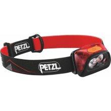 Petzl Actik Core Rechargeable Headlamp 450 Lumens Red