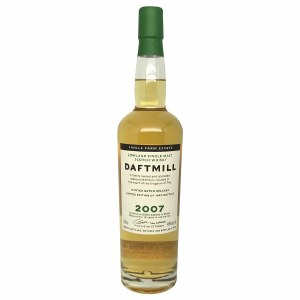 Daftmill Winter Batch Release 2007 12 Year Old