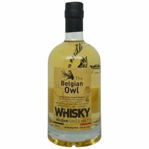 Belgian Owl Single Malt Whisky 2011 Bottling