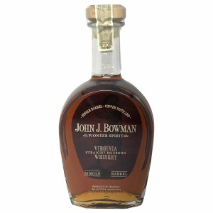 John J Bowman Virginia Straight Bourbon