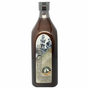 Headframe Orphan Girl Bourbon Cream Liqueur