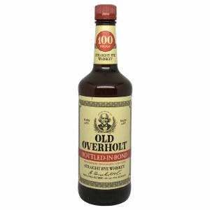 Old Overholt Bottled In Bond Straight Rye