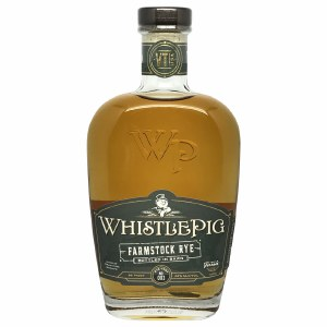 Whistle Pig Farmstock Rye Bottled in Barn No.003