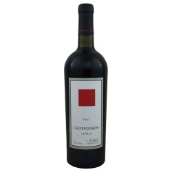 Cedergreen Thuja Columbia Valley Red 2002