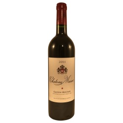 Ch Musar Red 2011