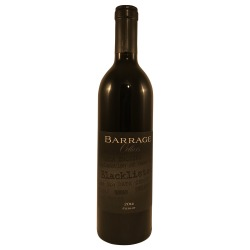 Barrage Cellars Yakima Valley Blacklisted Merlot 2014