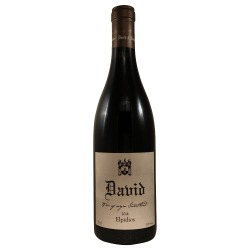 David & Nadia Elpidios Swartland Red 2014