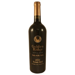 Golden Ridge Walla Walla Valley Estate Red 2014