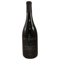 Rudius Bedrock Vineyard Sonoma Valley Mourvedre 2014