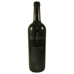 Rudius Napa Valley Cabernet Franc 2014