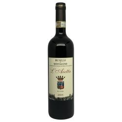 L'Aietta Brunello di Montalcino Mulinari 2015