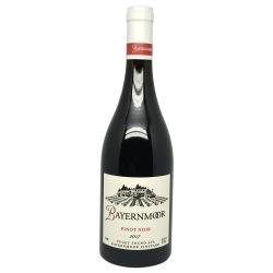 Bayernmoor Puget Sound Pinot Noir 2017