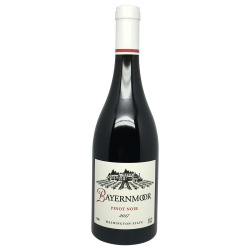 Bayernmoor Washington State Pinot Noir 2017
