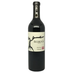 Bedrock Wine Co California Old Vine Zinfandel 2017