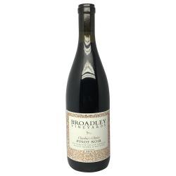 Broadley Claudia's Pinot Noir 18
