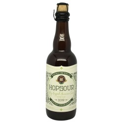 Bozeman Brewing Co Hopsour Dry Hopped American Sour 2019