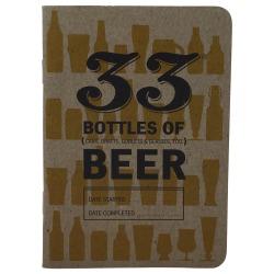 33 Bottles of Beer Book