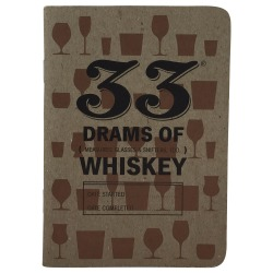 33 Drams of Whiskey Book