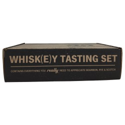 33 Whisky Tasting Kit