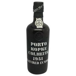 Kopke Colheita 1951