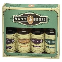 Scrappys Sampler Green