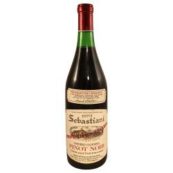 Sebastiani Proprietors Reserve Pinot Noir 1973