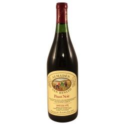 Almaden San Benito Pinot Noir 1978