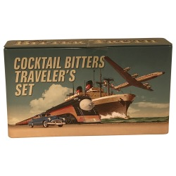 The Bitter Truth Cocktail Bitter Traveler's Set