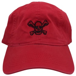 ded reckoning cap red sm/med