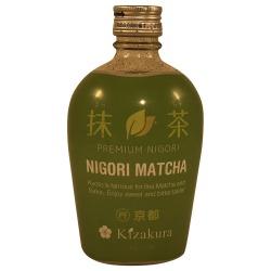 Kizakura Matcha Nigori