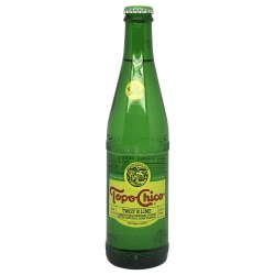 Topo Chico Teist of Lime Mineral Water