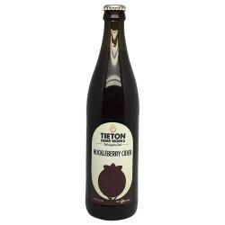 Tieton Huckleberry Cider