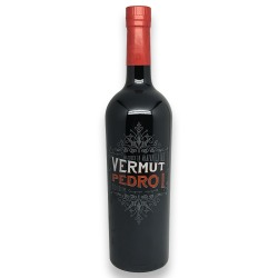 Vermut Pedro I Old Recipe