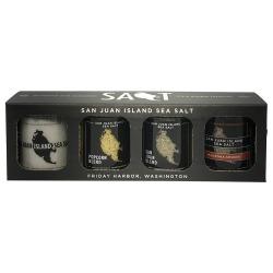 San Juan Sea Salt Gift Box