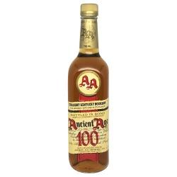 Ancient Age Kentucky Straight Bourbon Whiskey 100 Proof Bottled in Bond 1993 Bottling