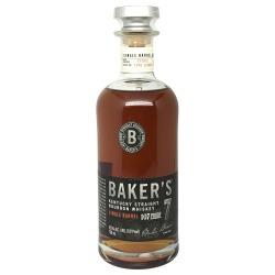 Baker's Single Barrel 7 year old 2012