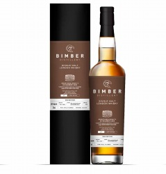 Bimber Distillery Single Cask English Whisky, Bourbon Cask