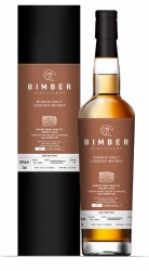Bimber Distillery Single Cask English Whisky, Sherry Cask