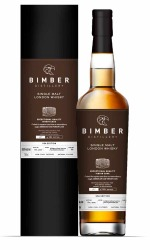 Bimber Distillery Single Cask English Whisky, Virgin Oak Cask