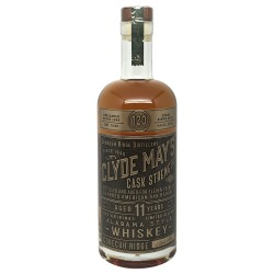 Clyde May's Cask 11 Year old Alabama Style Whiskey