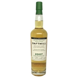 Daftmill Winter Batch Release 2007 12 Year Old